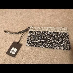 Tommy Bahama Pebble clutch. Brand new with tags